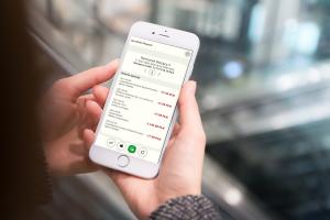 Saba mKey - autoryzacja i obsługa rachunków w jednej aplikacji!